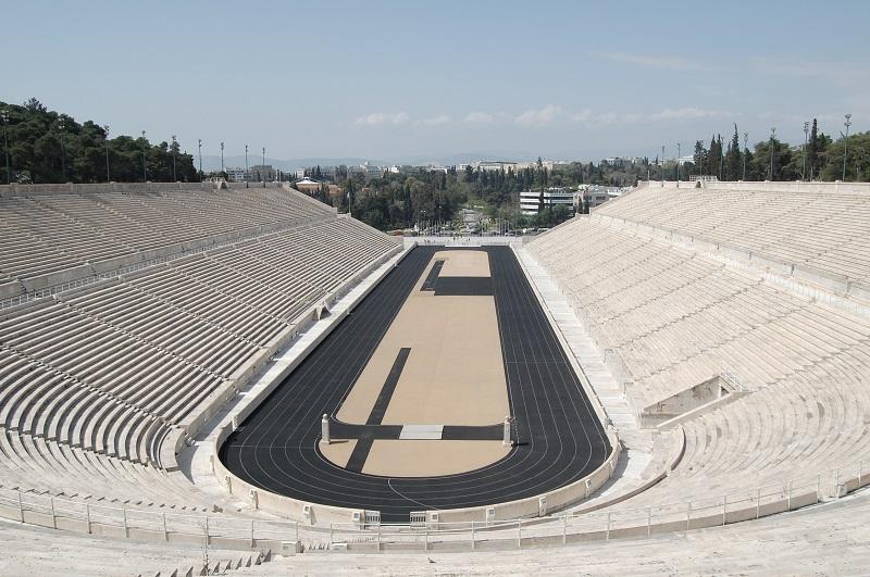Estádio Panatenaico em Atenas