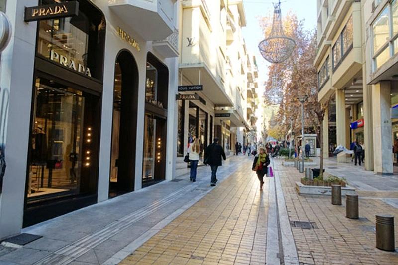 Kolonaki em Atenas