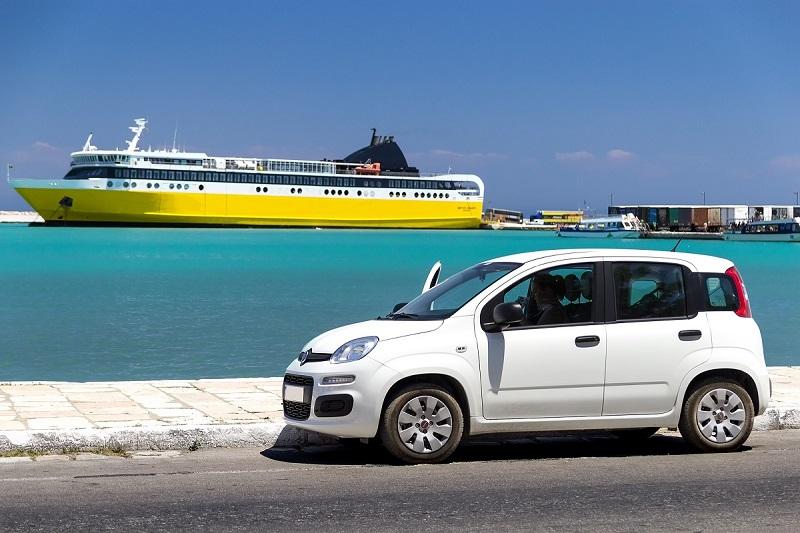 Dirigindo na Grécia