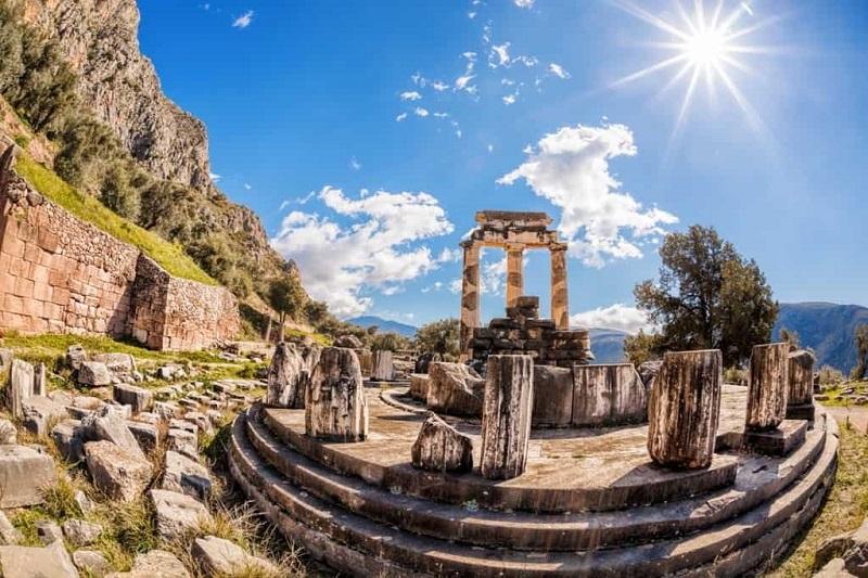 Pontos turísticos de Atenas