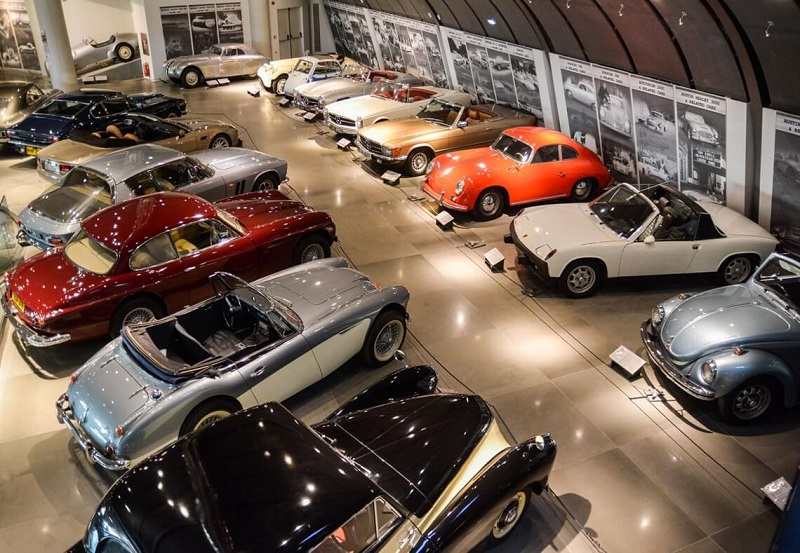 Hellenic Motor Museum em Atenas