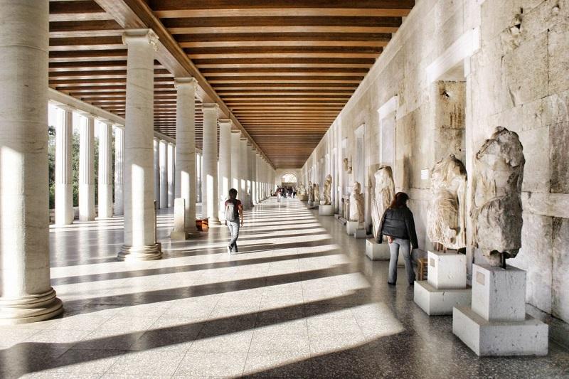 Museus em Atenas