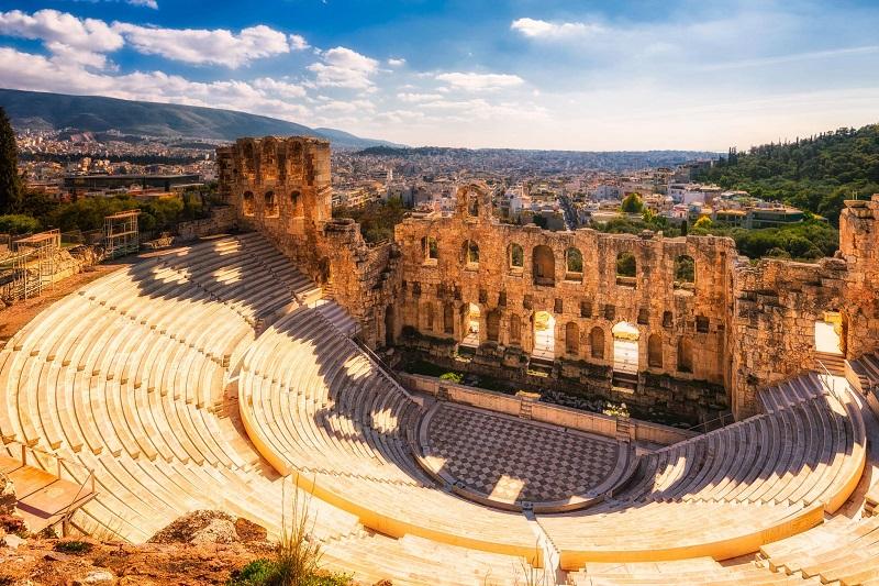 Roteiro de 3 dias em Atenas