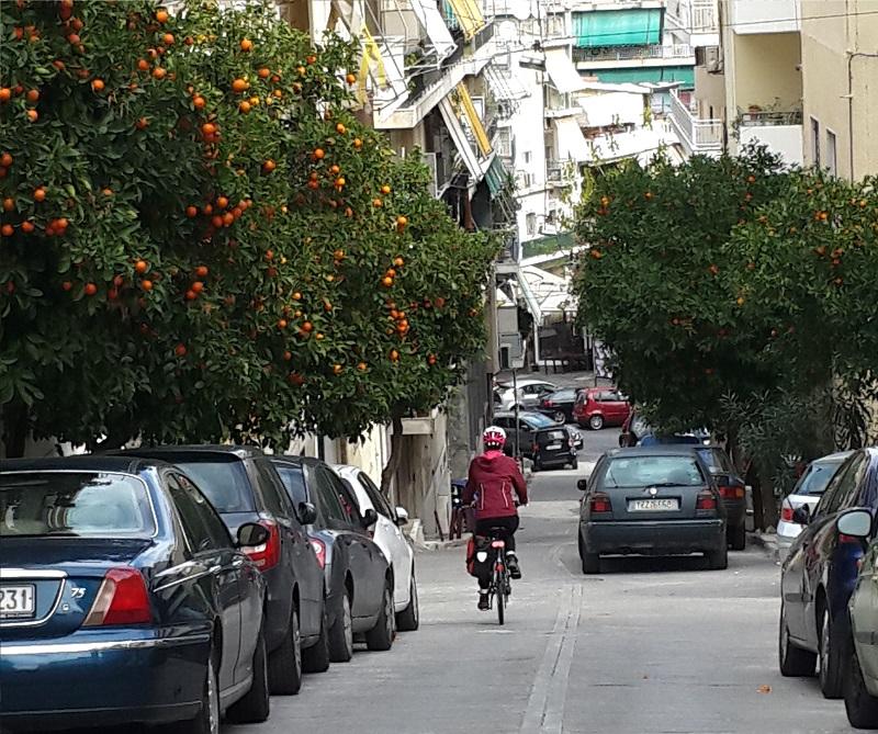 Como andar em Atenas